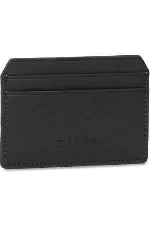 Rains Etui na karty kredytowe - Card Holder 1624 Slate