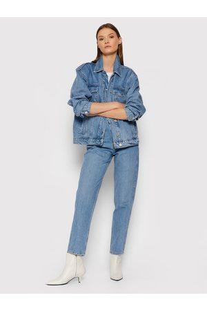 Gestuz Kurtka jeansowa Denagz 10905383 Loose Fit