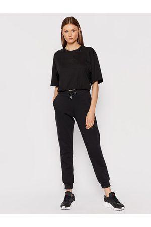 Fila T-Shirt Elastic Waist Tee 689000 Cropped Fit