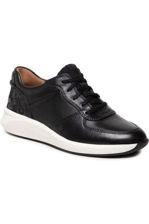 Clarks Sneakersy Un Rio Sprint 261626914