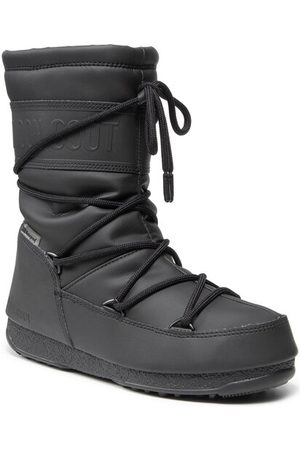 Moon Boot Śniegowce Mid Rubber Wp 24010300