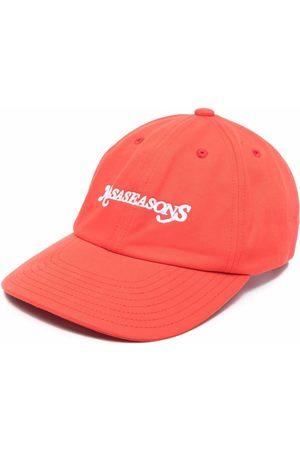 Nasaseasons Mężczyzna Kapelusze - Logo embroidered cap
