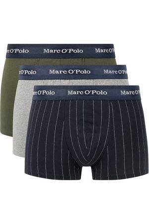 Marc O'Polo Obcisłe bokserki z dodatkiem streczu w zestawie 3 szt.