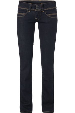Pepe Jeans Jeansy w odcieniu rinsed washed o kroju straight fit