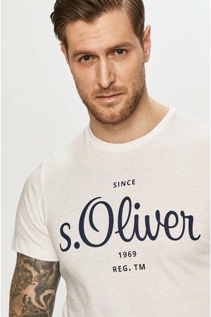 s.Oliver Mężczyzna Z krótkim rękawem - S. Oliver - T-shirt