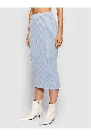 Kontatto Kobieta Spódnice ołówkowe - Spódnica ołówkowa 3M8337 Slim Fit