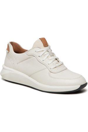 Clarks Sneakersy Un Rio Sprint 261626954