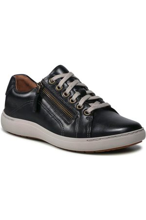Clarks Sneakersy Nalle Lace 261591244