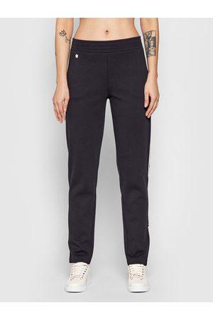 JOOP! Kobieta Spodnie dresowe - Spodnie dresowe 58 Jje727 Tiera 30028476 Granatowy Regular Fit