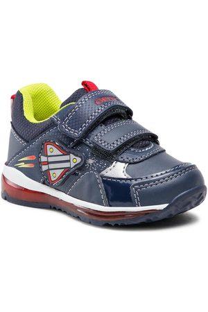 Geox Sneakersy B Todo B. A B1684A 05411 C0735 Granatowy