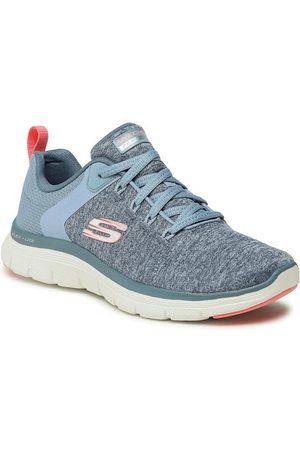 Skechers Buty Flex Appeal 4.0 149307/SLTP Granatowy