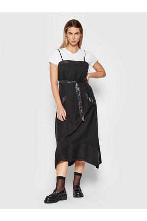 DKNY Sukienka codzienna P1GB7K19 Regular Fit