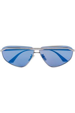 Balenciaga Eyewear Mężczyzna Okulary przeciwsłoneczne - Blue