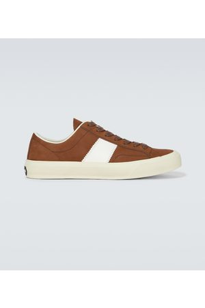 Tom Ford Sneakersy - Exclusive to Mytheresa – Cambridge suede sneakers