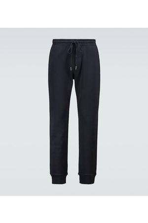 Tom Ford Spodnie dresowe - Exclusive to Mytheresa – cotton jersey sweatpants