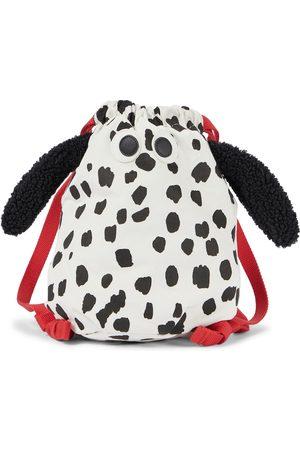 Stella McCartney Dalmatian print backpack