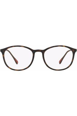 Prada Linea Rossa Mężczyzna Okulary przeciwsłoneczne - Brown