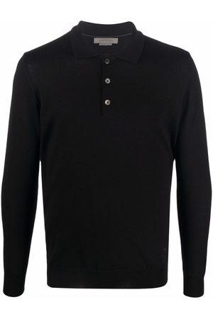 corneliani Mężczyzna Koszulki polo - Black