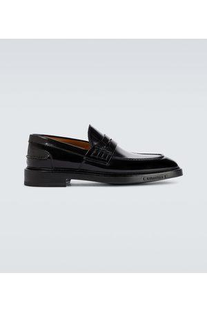 Burberry Brogsy i Mokasyny - Elkerton leather loafers