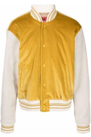 424 FAIRFAX Mężczyzna Bomberka - Yellow