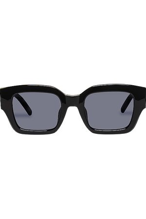 Le Specs Hypnos Alt Fit in - Black. Size all.