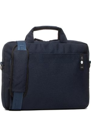 Gino Lanetti Torby na laptopa i teczki - Torba na laptopa - BMM-S-072-90-04 Cobalt Blue