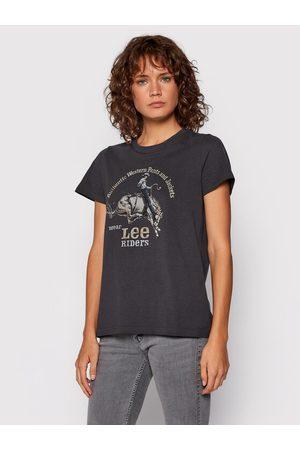 Lee T-Shirt Cowboy L42QFEON Regular Fit