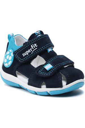Superfit Sandały 1-609142-8010 Granatowy