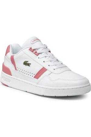 Lacoste Kobieta Sneakersy - Sneakersy T-Clip 0121 2 Sfa 7-42SFA00301T4