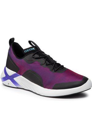 Geox Sneakersy J Playkix G. A J04BMA 0AS54 C8277 S