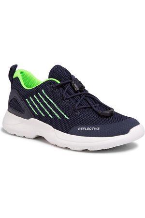 Superfit Sneakersy 6-06213-80 D Granatowy