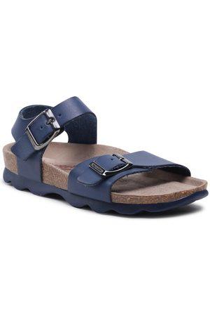 Superfit Sandały 1-000129-8000 S Granatowy