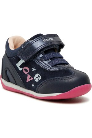 Geox Sneakersy B Each G. A B160AA 022NF C4365 Granatowy