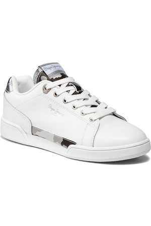 Pepe Jeans Sneakersy Lambert Camu PLS31246