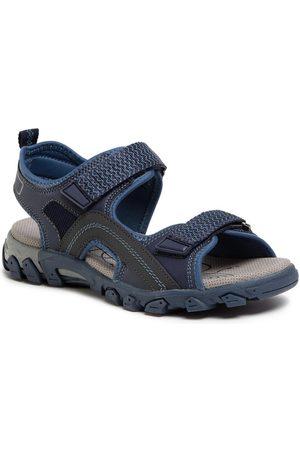 Superfit Sandały 0-600451-8000 D Granatowy