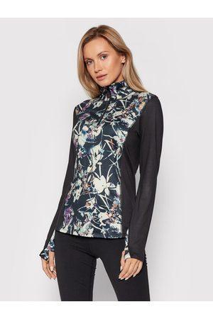 Roxy Koszulka techniczna Frosted Sunset ERJKT03815 Classic Fit