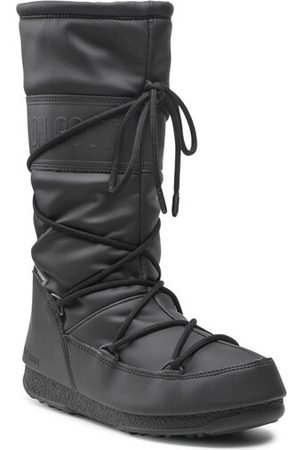 Moon Boot Śniegowce High Rubber Wp 24010200