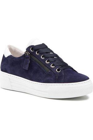 Gabor Sneakersy 66.465.36 Granatowy