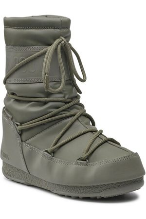 Moon Boot Śniegowce Mid Rubber Wp 24010300002