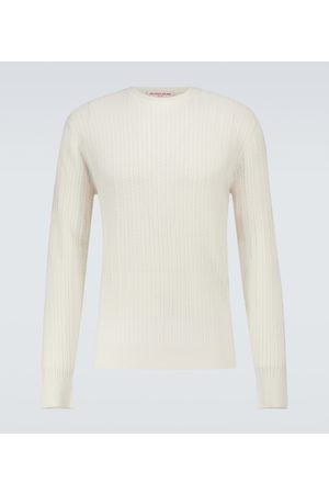 Orlebar Brown Walden cable knit sweater