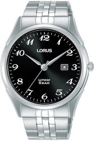 Lorus Mężczyzna Zegarki - Zegarek - RH955NX9 Silver/Silver/Black