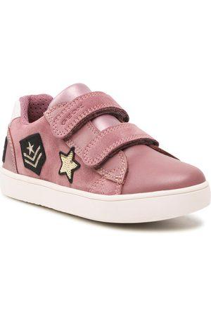 Geox Dziewczynka Sneakersy - Sneakersy J Kathe G. A J16EUA 022BC C8007 S