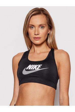 Nike Biustonosz sportowy Dri-FIT Swoosh DM0579