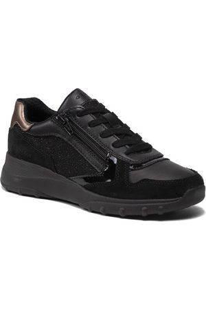 Geox Sneakersy D Alleniee B D16LPB 0EW22 C9999