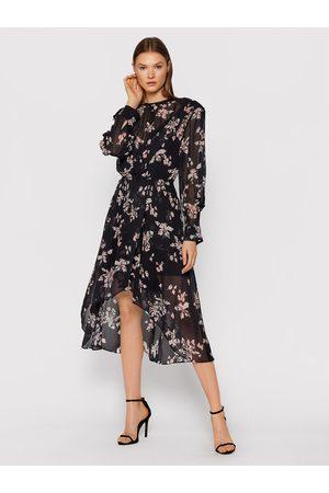 IRO Kobieta Sukienki letnie - Sukienka letnia Iliona AP555 Regular Fit