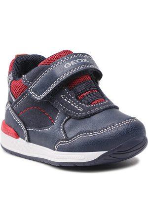 Geox Sneakersy B Rishon B. A B160RA 054AU C0735 Granatowy