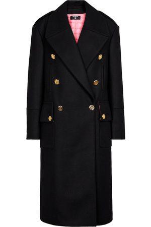 Balmain Kobieta Płaszcze - Wool-blend coat