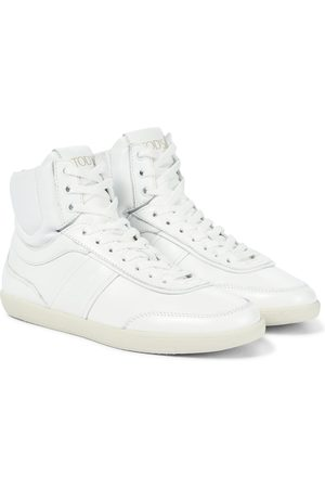 Tod's Leather high-top sneakers