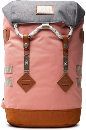 Doughnut Plecaki - Plecak - Colorado Small Mid-Tone Series D183MT-8924-F Light Pink X Pumpkin