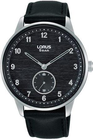 Lorus Mężczyzna Zegarki - Zegarek - RN461AX9 Black/Silver